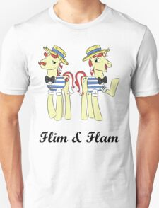 flim flam (mlp bronyart) T-Shirt