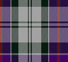 01440 Culloden Dress Ancient District Tartan Fabric Print Iphone Case by Detnecs2013