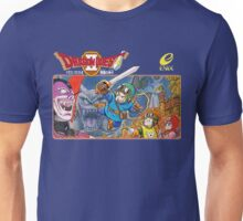 Dragon Quest 2 Nintendo Famicom Box Art Unisex T-Shirt