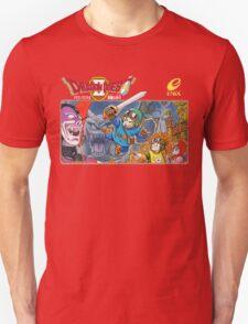 Dragon Quest 2 Nintendo Famicom Box Art Unisex T-Shirt