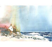 Whitehills 2, Scotland - 2013 Photographic Print