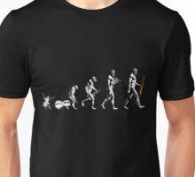 Trombone Evolution - no tagline Unisex T-Shirt