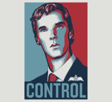 CONTROL PastelBlue/Red/DarkBlue by br0-harry