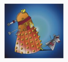 K9 vs Dalek Kids Tee