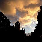 High Street, Edinburgh by Talia Felix
