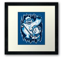 Planet of the Misfit Rebels Framed Print