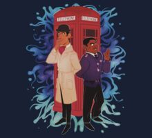 Inspector Spacetime Kids Clothes
