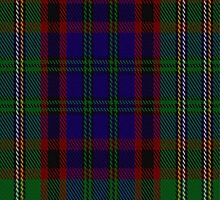 01449 Cunningham Hunting Tartan Fabric Print Iphone Case by Detnecs2013
