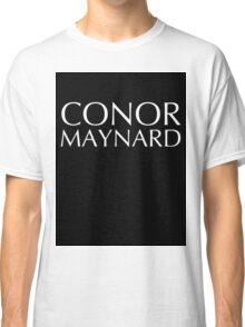 Conor Maynard - Black Classic T-Shirt