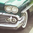 chevy biscayne - 1 by Janice Squires