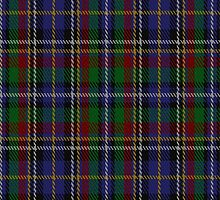 01455 Talisman Fashion Tartan Fabric Print Iphone Case by Detnecs2013