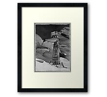Great Scott!.' Framed Print