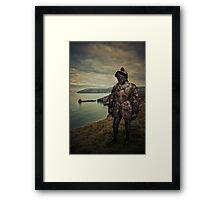 The Final Battle Framed Print