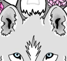 The Grey Wolf Sticker