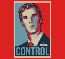 CONTROL Beige/PastelBlue/DarkBlue by br0-harry