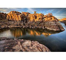 Sunset Crawl Photographic Print