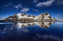 Where The Mountains Meet The Sky by Evelina Kremsdorf
