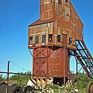 Calumet Copper Mine by gharris