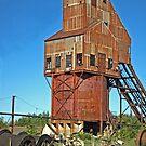 Calumet Copper Mine by gharris