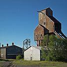 Copper Mine in Michigan by gharris