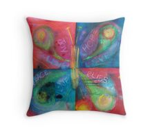 ♥ ♥ ♥ ♥ ♥ Flying High♥ ♥ ♥ ♥ ♥ Throw Pillow