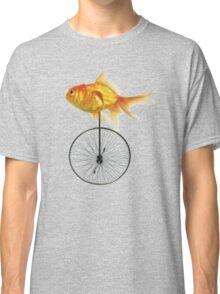 unicycle goldfish Classic T-Shirt