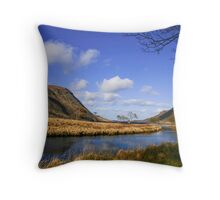 Glenveagh National Park Throw Pillow