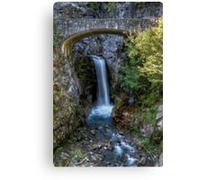 Lower Christine Falls Canvas Print