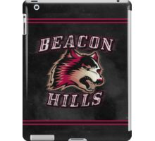 "Teen Wolf- ""Beacon Hills Logo"" iPad Case/Skin"