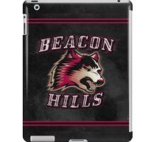 "Teen Wolf- ""Beacon Hills Logo"" iPad Case/Skin"