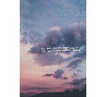 Wildest Dreams Photographic Print