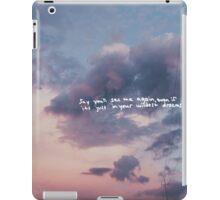 Wildest Dreams iPad Case/Skin