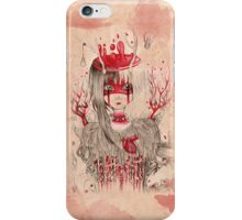 Ghost Garden of the Infinitely Intoxicated iPhone Case/Skin