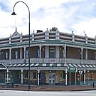Thunderbolt Inn, Uralla, NSW, Australia by Margaret  Hyde