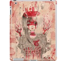Ghost Garden of the Infinitely Intoxicated iPad Case/Skin