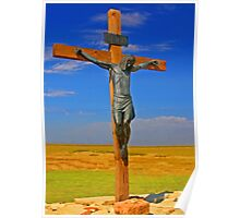 Crucifixion of Jesus Poster