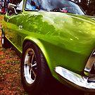 Green Demon by Josh Prior