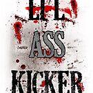 Li'l Butt Kicker by kittenofdeath