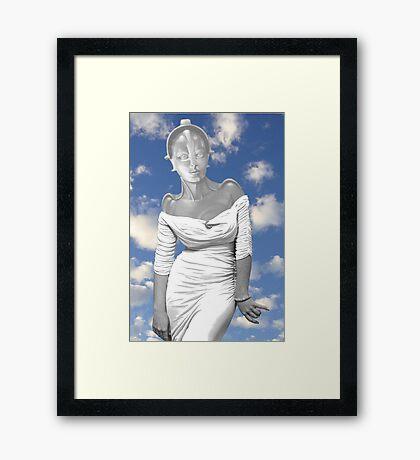 venus de maria Framed Print