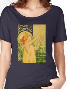 absinthe robette II Women's Relaxed Fit T-Shirt