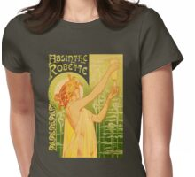 absinthe robette II Womens Fitted T-Shirt