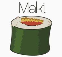 Maki One Piece - Short Sleeve