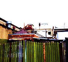 Living in a Back Alley by R-Walker