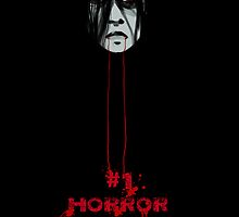 Japanese Horror by Angeline Orellana