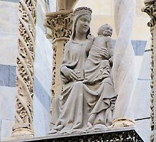 Madonna & Child by Francis Drake