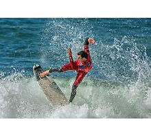 Joel Parkinson - Rip Curl Pro, Bells Beach 2013 Photographic Print