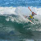 Adam Meling - Rip Curl Pro, Bells Beach 2013 by John Conway