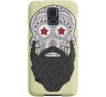 Skull Beard Samsung Galaxy Case/Skin