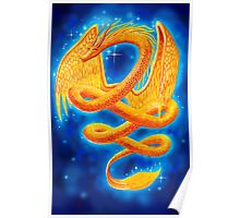 The Golden Dragon Poster