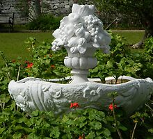 Stone Fountain by kchase